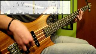 Jamiroquai   (Don't) Give Hate A Chance (Bass Cover) (Play Along Tabs In Video)