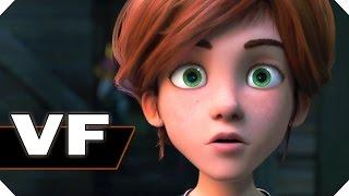BALLERINA Bande Annonce Teaser VF (Animation, Danse - 2016)