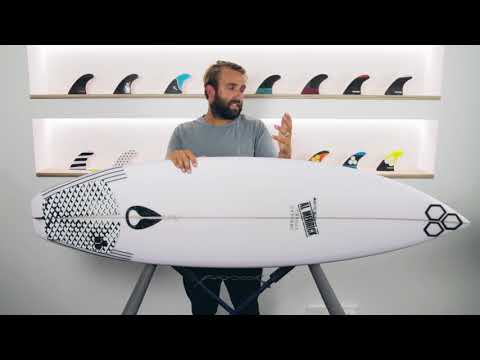 Channel Islands OG Flyer Surfboard review – Futures fins AM2 – The Surfboard Guide