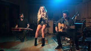 """Carly Pearce performs """"I Hope You're Happy Now"""" acoustic - 2020 ASCAP Country Music Awards"""