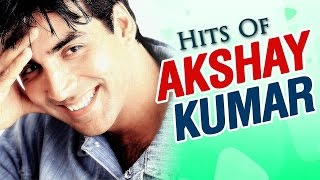 Hits of AKSHAY KUMAR Songs VIDEO JUKEBOX {High Quality Mp3} - Evergreen Old Hindi Songs - Best 90's Songs