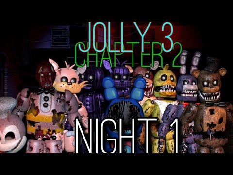 Download The Puppet Plays Jolly 3 Night 1 Breaking Into