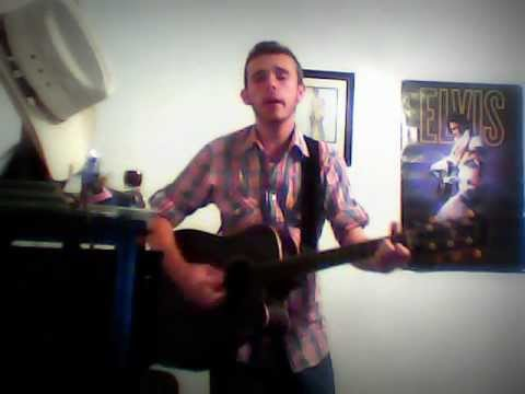 Unchain my heart acoustic cover-Dylan Franklin