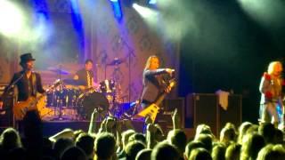 D-A-D - Makin' Fun Of Money - The Circus, Helsinki, Finland 22.10.2015