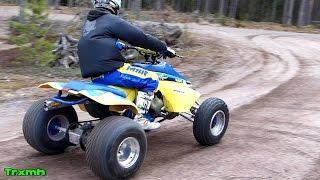 Suzuki LT500R Quadzilla FMF Fatty Braaaps