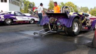 preview picture of video 'Ubly Dragway - 2011 Bay City Rollers Gamblers Race'