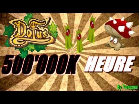 comment se faire 500 000k dofus