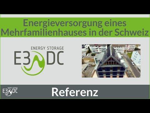 Referenzfilm Mehrfamilienhaus Schweiz