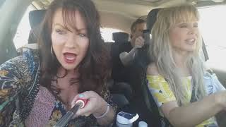 How I Drive on the 405 🌟 Pitching Boat Karaoke at Warner Bros Today with the Crew 🤣