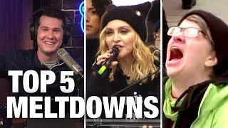 Top 5 Anti-Trump Feminist Meltdowns!