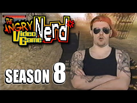 Angry Video Game Nerd - Season 8 (AVGN Full Season Eight)