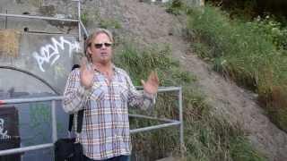 Supernatural Location Tour with Russ Hamilton: MoL bunker - August 2013