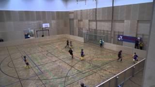 preview picture of video 'Vienna vs. Altenmarkt.10 Jahre MFFV ASKÖ 23. 25.01.2015  U12-Mädchen'