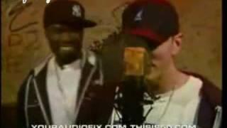 Eminem freestyle (on hhp tv)