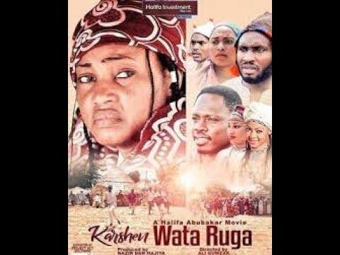 CIGABAN  WATA RUGA 1&2 LATEST HAUSA FILM