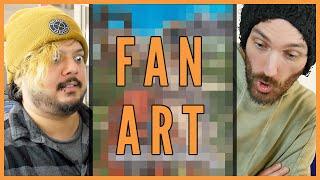Community Fan Art Highlights
