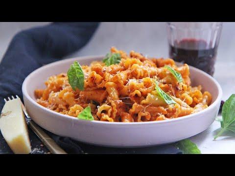 Gigi Hadid's Viral Pasta Dish