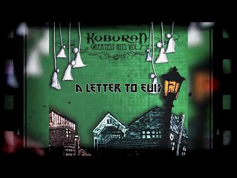 KUBURAN - A LETTER TO EUIS (Official Audio)