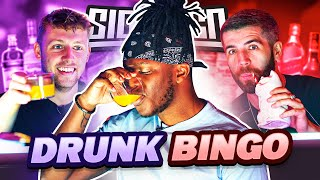 SIDEMEN DRUNK BINGO
