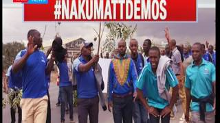 What's Trending: Nakumatt workers demonstrate over lack of pay