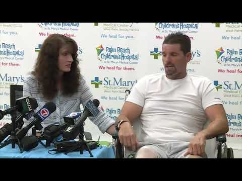 Florida Man Survives Alligator Attack