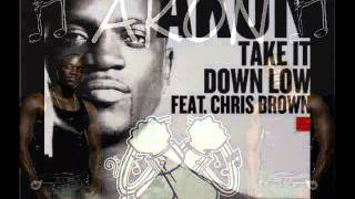 Akon ft. Chris Brown - Take It Down Low