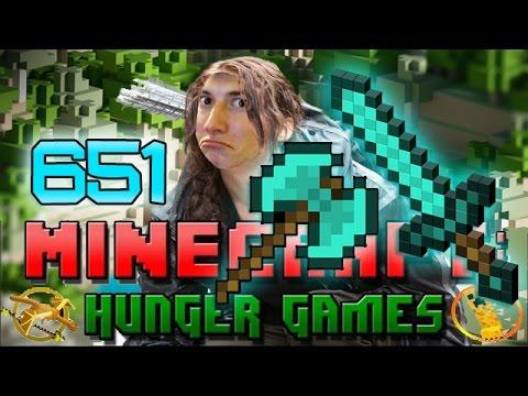 Minecraft Hunger Games W Bajan Canadian Game 651 Diamonds Galore