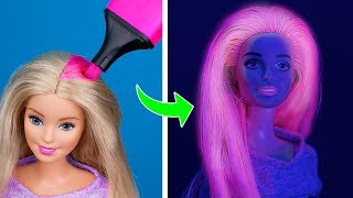 11 DIY's And Crafts To Make Your Barbie A Real Queen