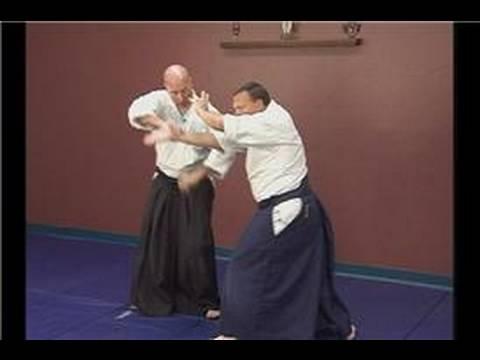 Advanced Aikido Koshinage Techniques : Ryote Munedori Zenponage: Advanced Aikido