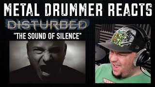 """Disturbed - """"The Sound Of Silence"""" Official Music Video (Reaction)"""