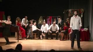 """Stage Anna Prucnal /fev.2011 #13 """"T'en souvient-il"""""""