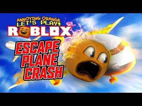 escape-plane-crash-obby-annoying-orange-plays