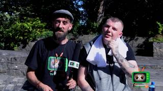 Dubzeno Full lnterview with The Labtv Ireland | Irish Rapper | Irish Hip Hop