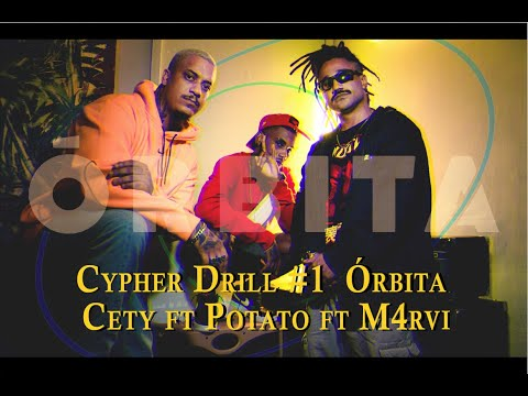 Cypher Drill #1 rbita - M4RVI ft Cety  Soledad ft Potato