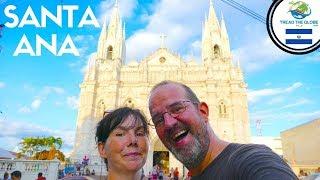 Where is santa ana el salvador