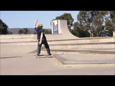 Knox field skatepark