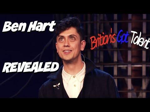 Ben Hart Audition *Revealed* - Britian's Got Talent (видео)
