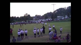 Knoxville Falcons 11u vs Central Bobcats 11u 2015
