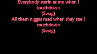 The Rangers - Touchdown Ft. Kid Ink & Soulja Boy (LYRICS)