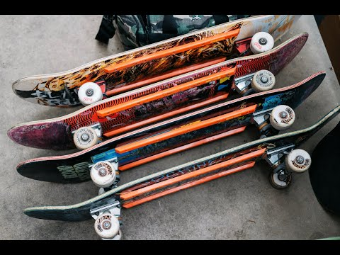 Keep On Slidin' | OJ Wheels 'Juice Bars'