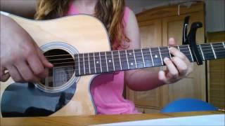 Ailee(에일리) - Because it's Love(사랑이니까) guitar