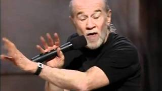 George Carlin on some cultural issues.