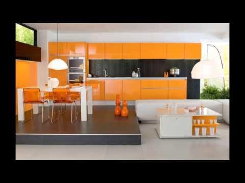 kitchen interior design color schemes