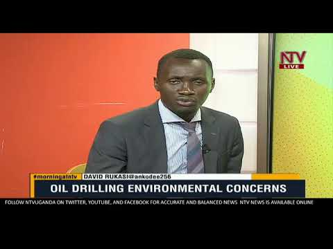 KICK STARTER  : Tackling the environmental concerns surrounding Uganda's oil exploration