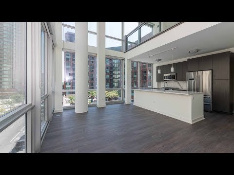 Townhome 411, 3-bedrooms, 3 ½ baths at Streeterville's 465 North Park
