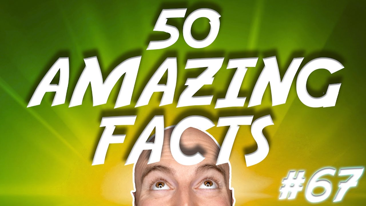 50 AMAZING Facts to Blow Your Mind! #67 thumbnail