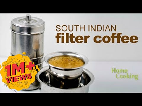Filter Coffee l Degree Coffee l Authentic South Indian Filter Coffee