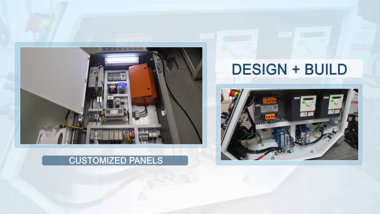 Thumbnail for OSCO Controls - Custom Electrical Controls Panels