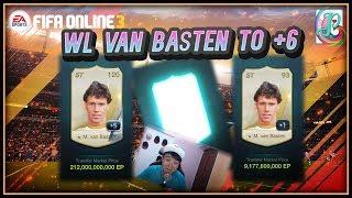 ~WL VAN BASTEN TO +6!!!~ ULTIMATE AND WORLD LEGEND UPGRADING - FIFA ONLINE 3