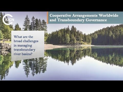 T1 Cooperative Arrangements Worldwide and Transboundary Governance